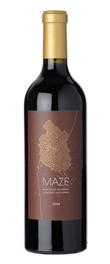 Maze Cabernet Sauvignon Napa Valley 2010,  () from The BPW - Merchants of rare and fine wines.