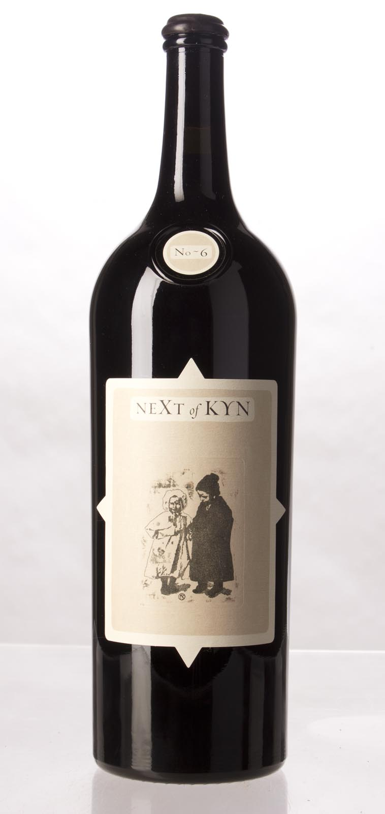 Next Of Kyn Syrah Cumulus Vineyard 2012, 1.5L (WA99) from The BPW - Merchants of rare and fine wines.