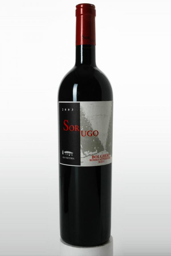 Aia Vecchia Toscana SOR UGO 2010, 750ml () from The BPW - Merchants of rare and fine wines.