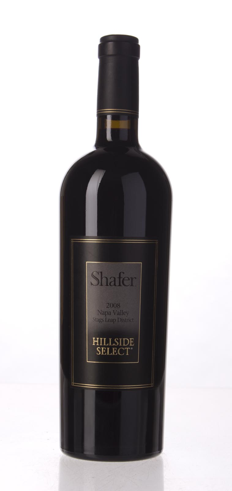 Shafer Cabernet Sauvignon Hillside Select 2008, 750mL (JS96-97, WA96, WS96) from The BPW - Merchants of rare and fine wines.