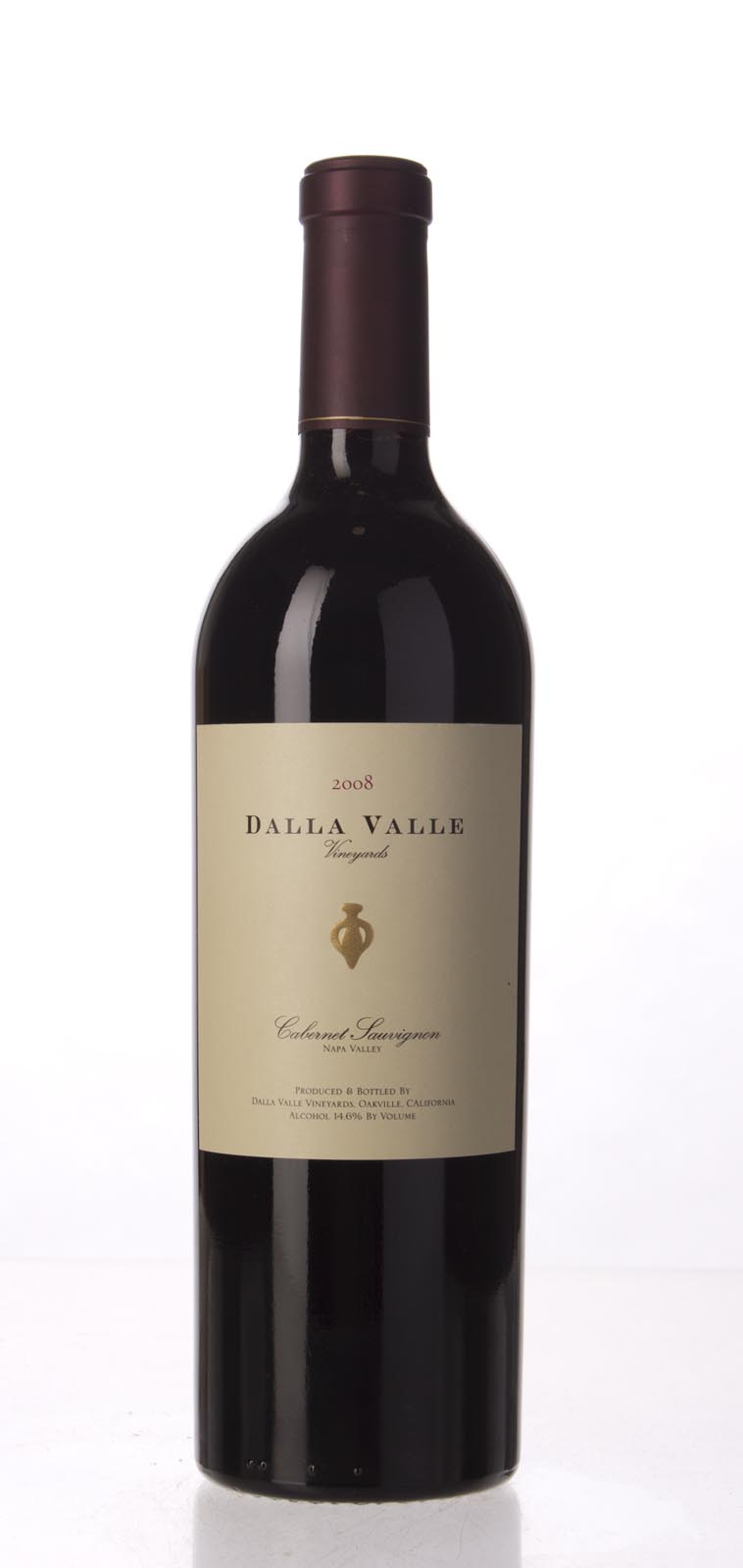 Dalla Valle Cabernet Sauvignon Estate 2008, 750mL (WA93, ST92+, WS94) from The BPW - Merchants of rare and fine wines.