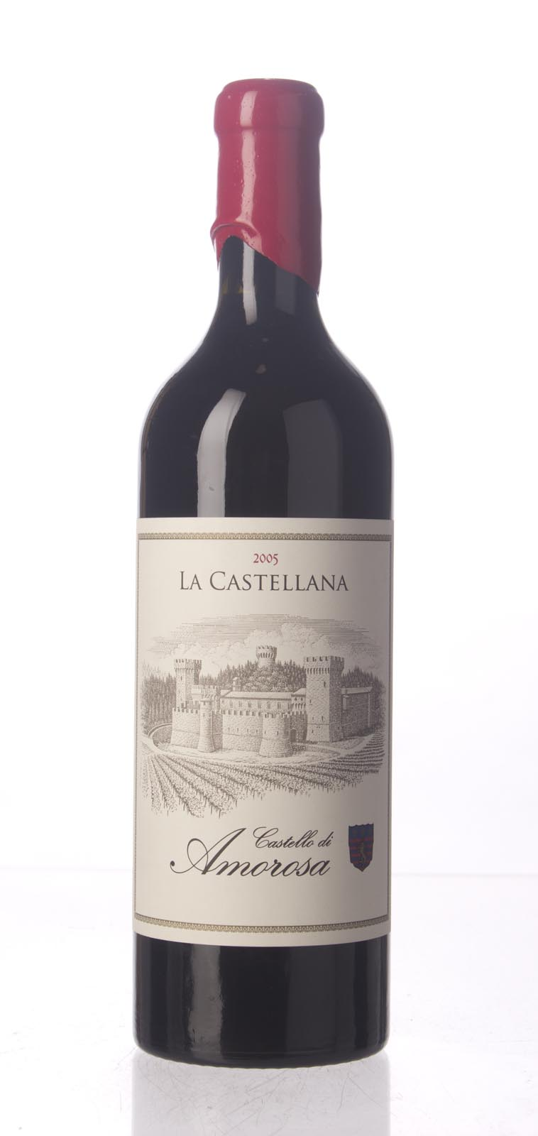 Castello di Amorosa Proprietary Red La Castellana 2005, 750mL () from The BPW - Merchants of rare and fine wines.