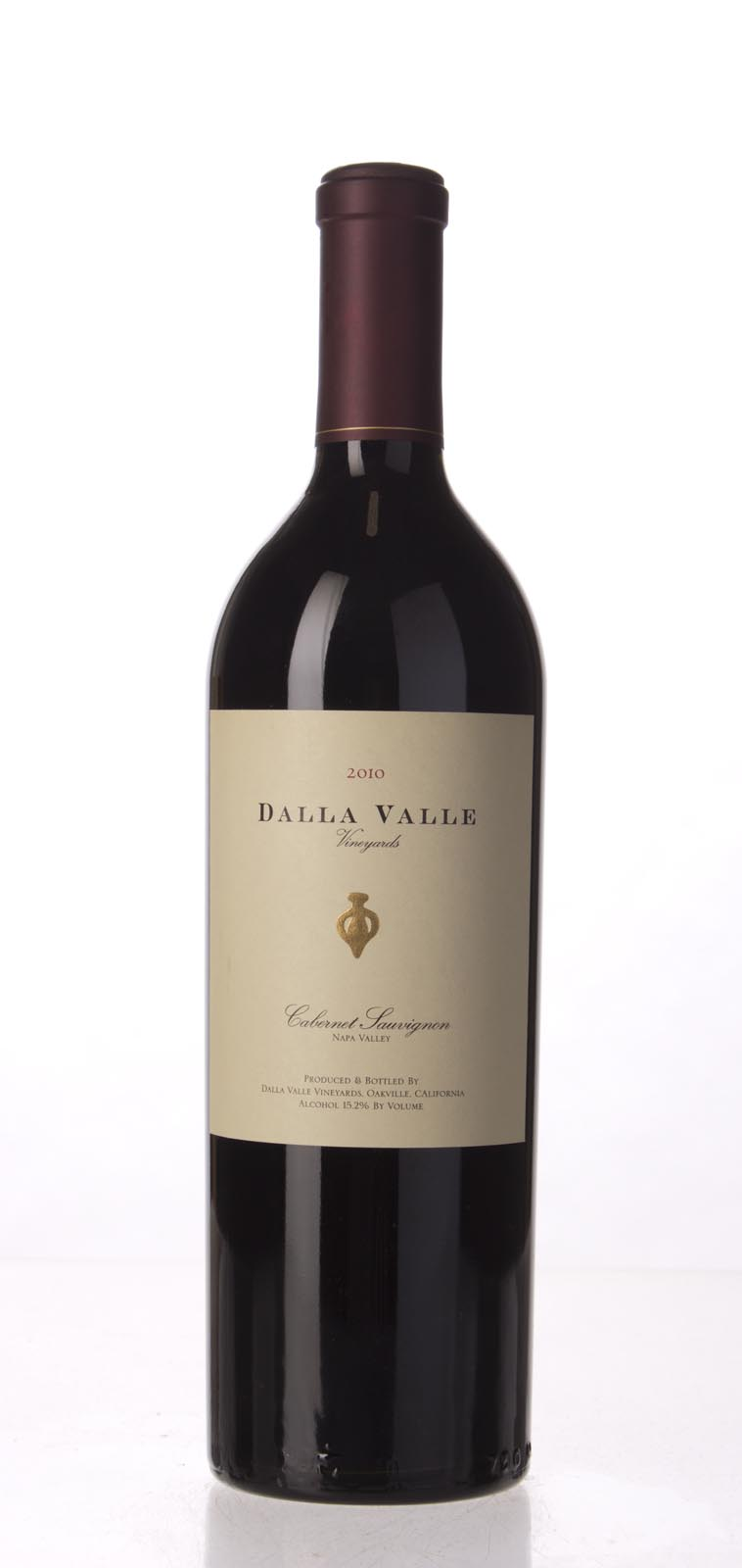 Dalla Valle Cabernet Sauvignon Estate 2010, 750mL (AG98) from The BPW - Merchants of rare and fine wines.