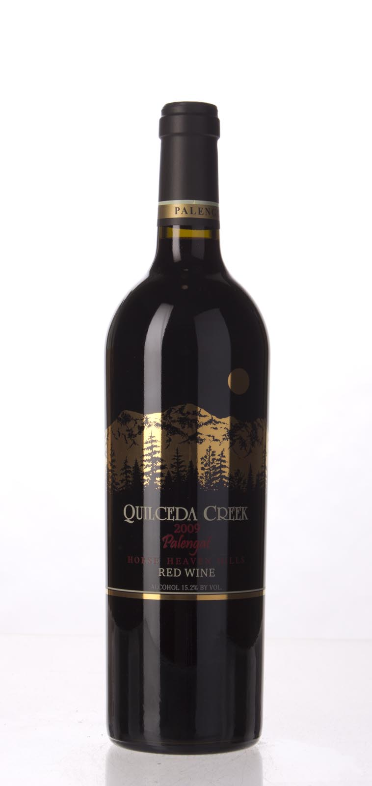 Quilceda Creek Proprietary Red Palengat Vineyard 2009, 750mL (WA97) from The BPW - Merchants of rare and fine wines.