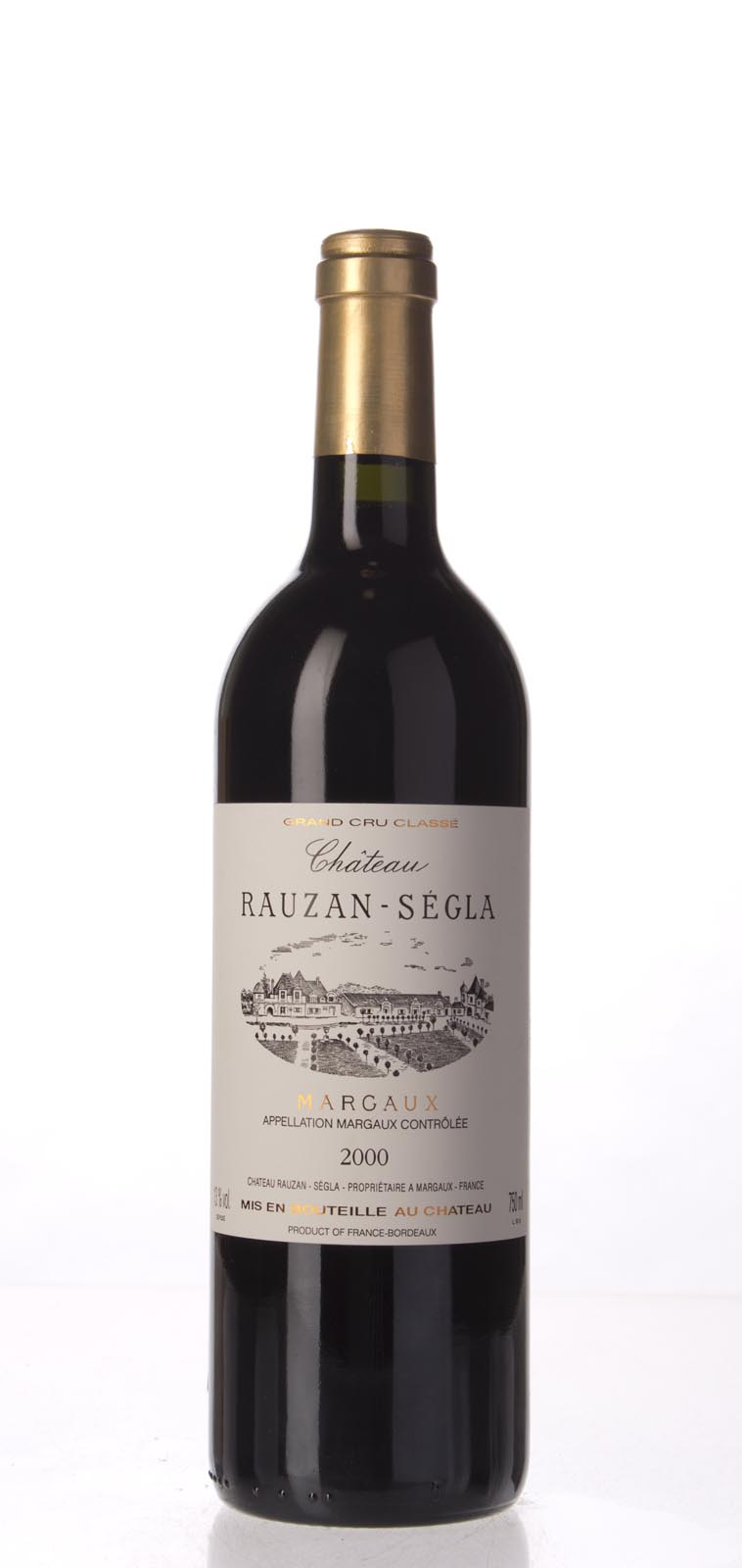 Rausan Segla 2000, 750mL (WS95) from The BPW - Merchants of rare and fine wines.