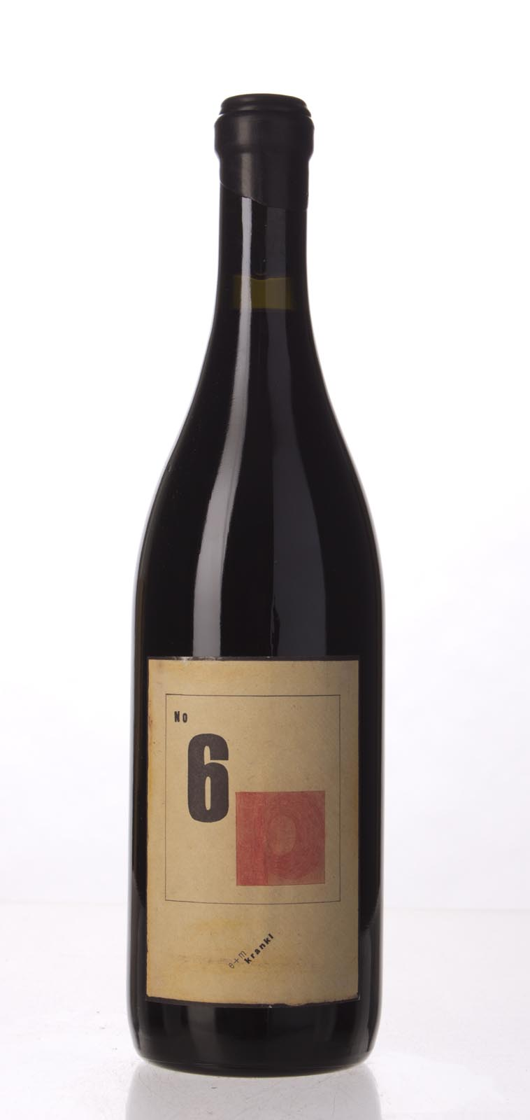 Sine Qua Non Pinot Noir #6 2001,  (ST91) from The BPW - Merchants of rare and fine wines.