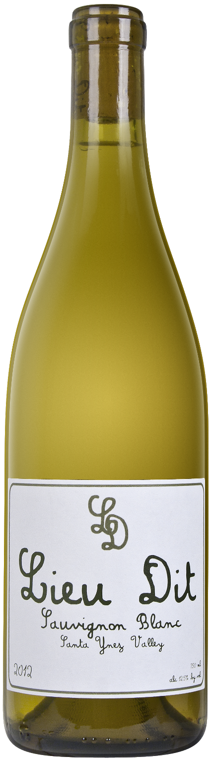 Lieu Dit Sauvignon Blanc Santa Ynez Valley 2013, 750ml (AG90) from The BPW - Merchants of rare and fine wines.