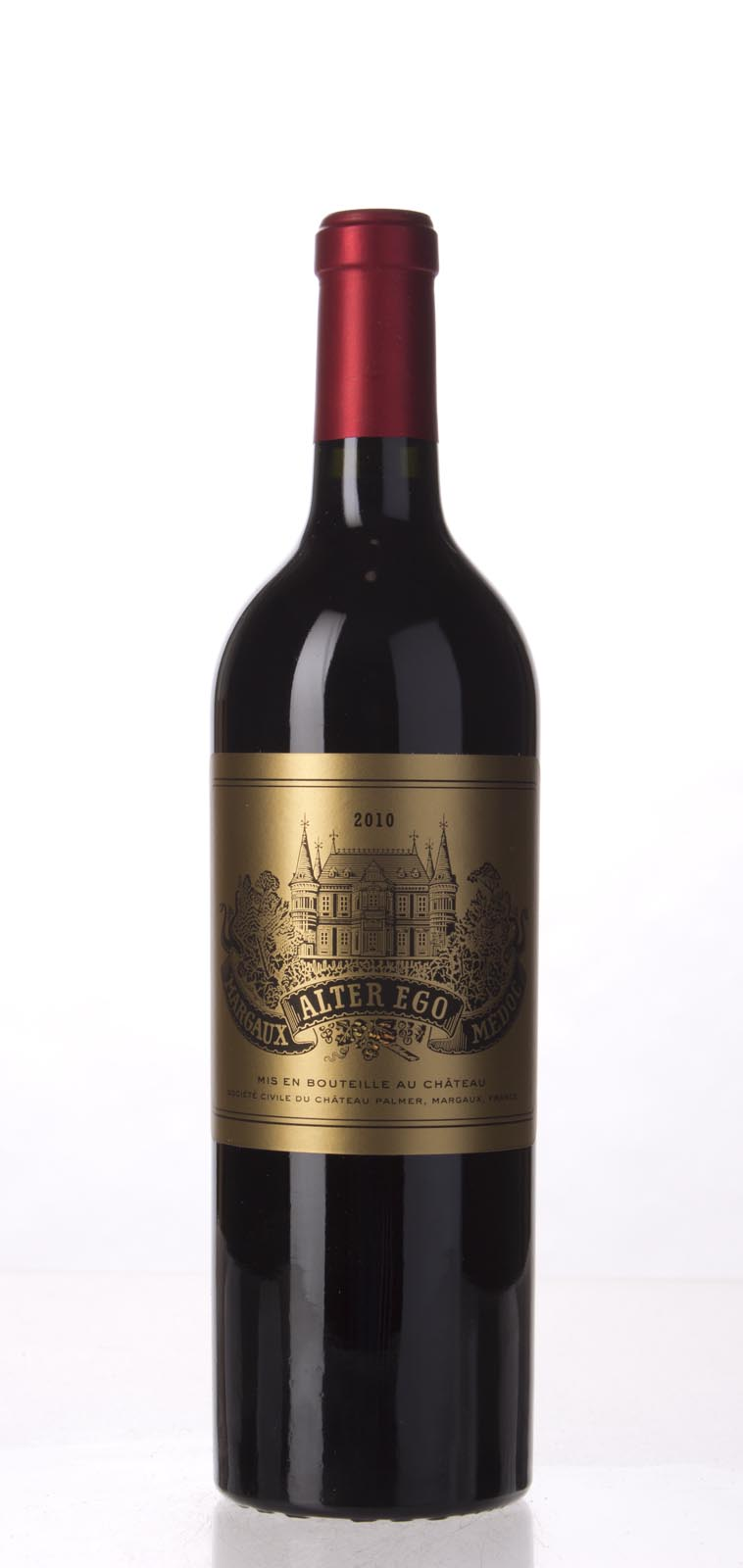 Alter Ego de Palmer 2010, 750mL (JS93, WA91, WS92) from The BPW - Merchants of rare and fine wines.