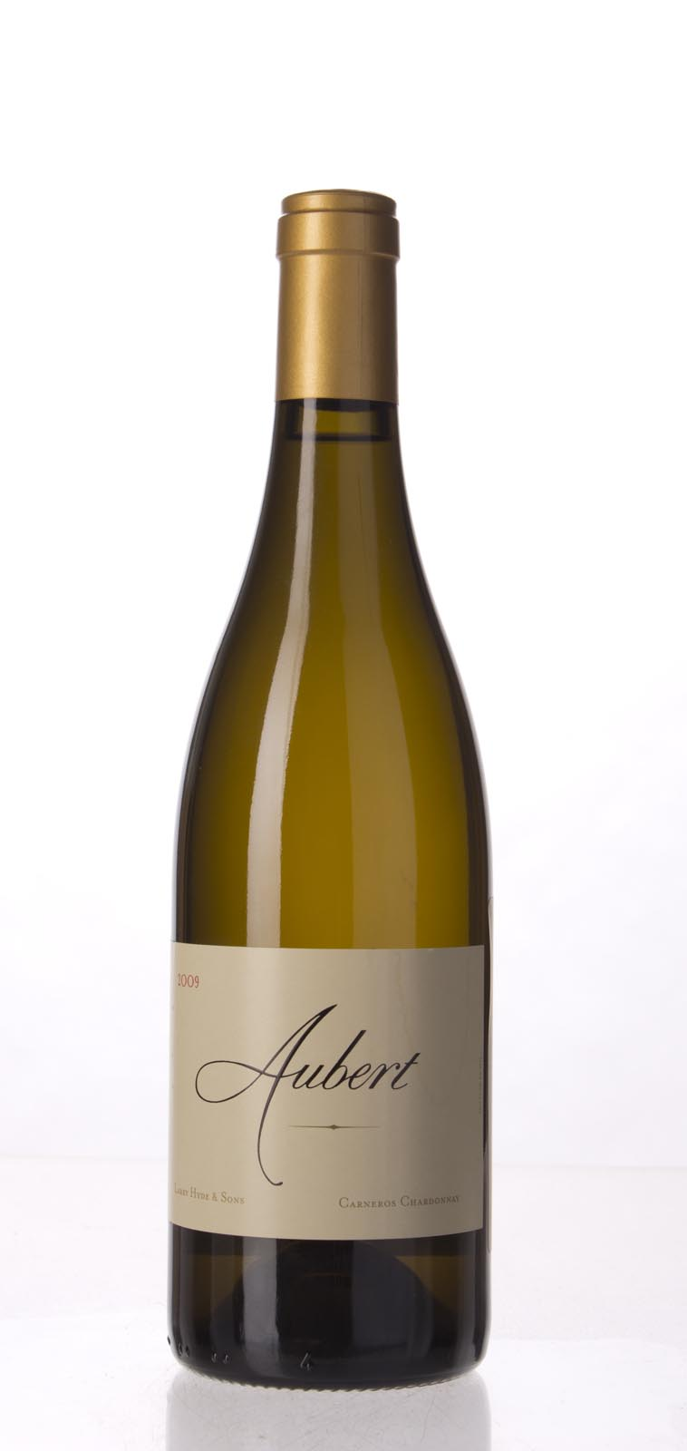 Aubert Chardonnay Hyde Vineyard 2009, 750mL (WA95-97, WS95) from The BPW - Merchants of rare and fine wines.
