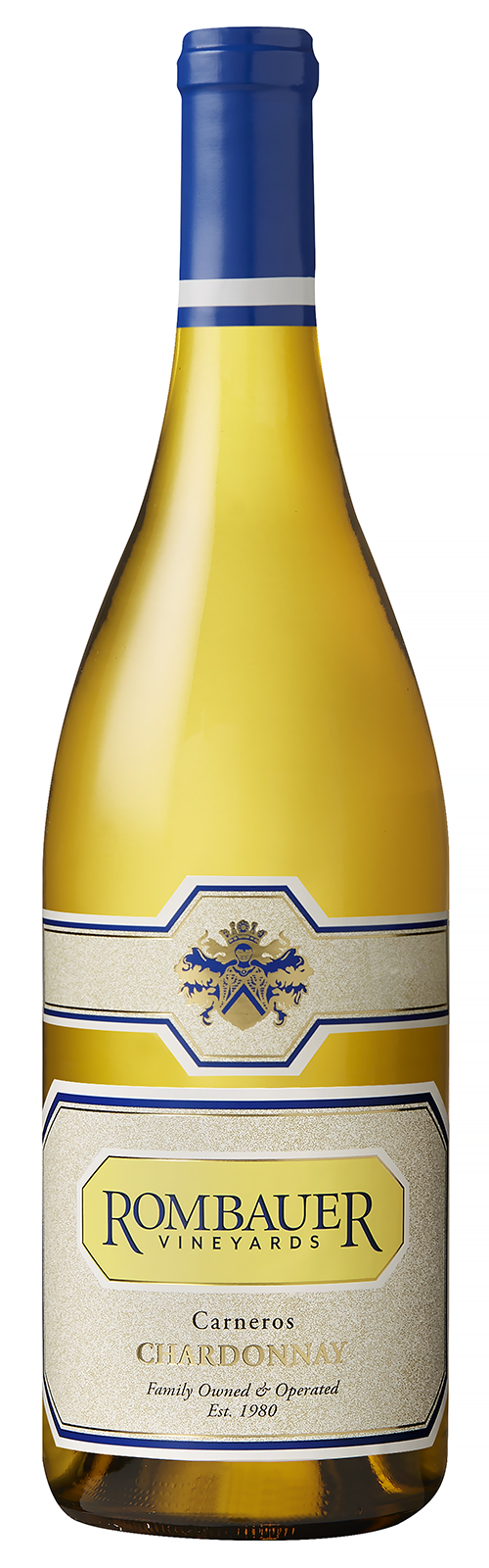 Rombauer Chardonnay Carneros 750ml 2015,  () from The BPW - Merchants of rare and fine wines.