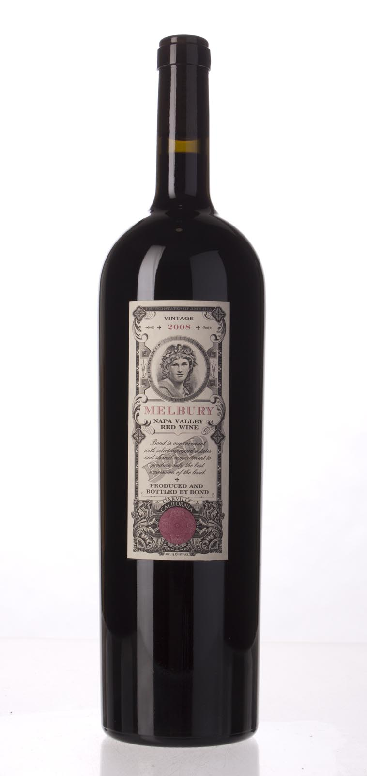 Bond Melbury 2008, 1.5L (JS94, ST93, WS93) from The BPW - Merchants of rare and fine wines.