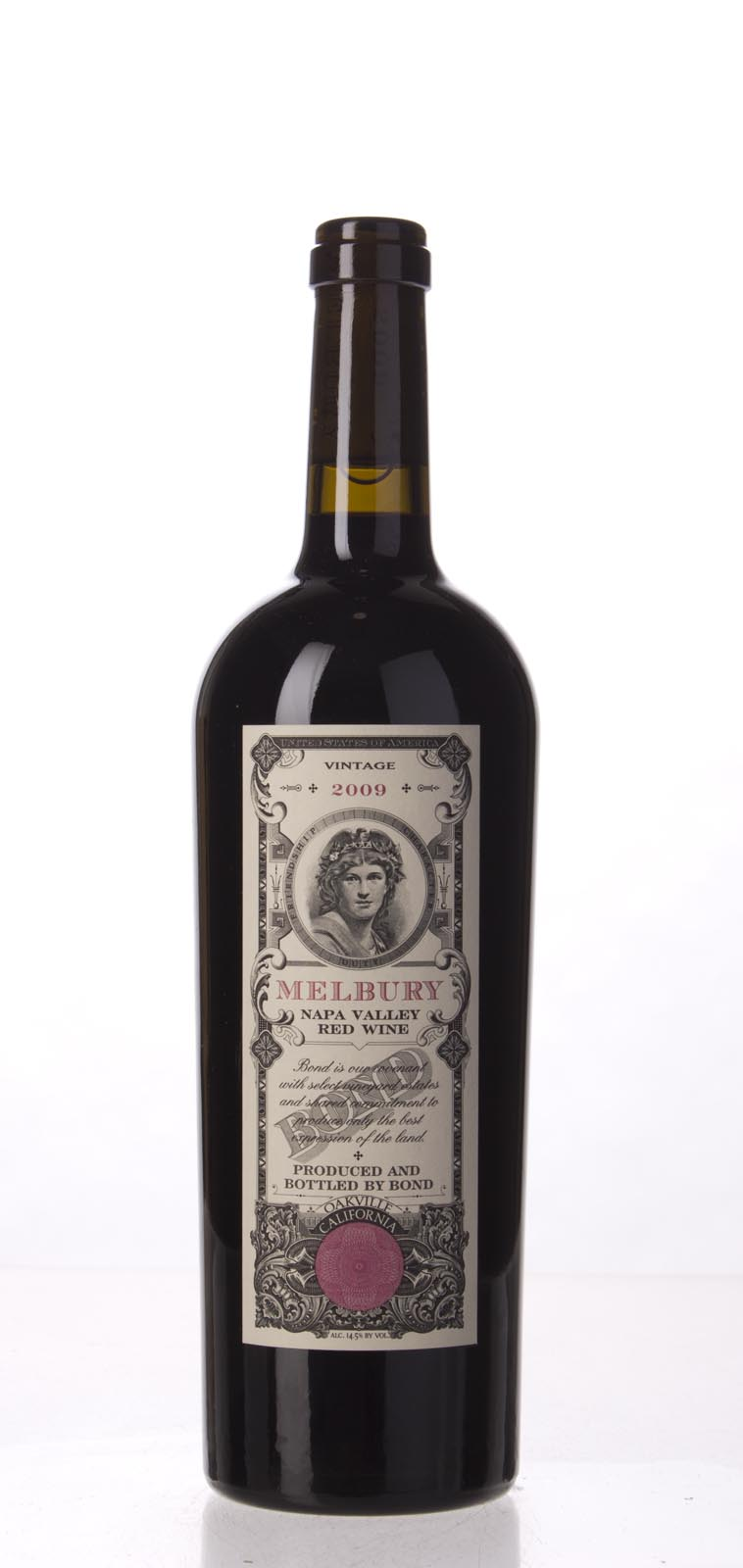 Bond Melbury 2009, 750mL (WA94, ST94, WS93) from The BPW - Merchants of rare and fine wines.