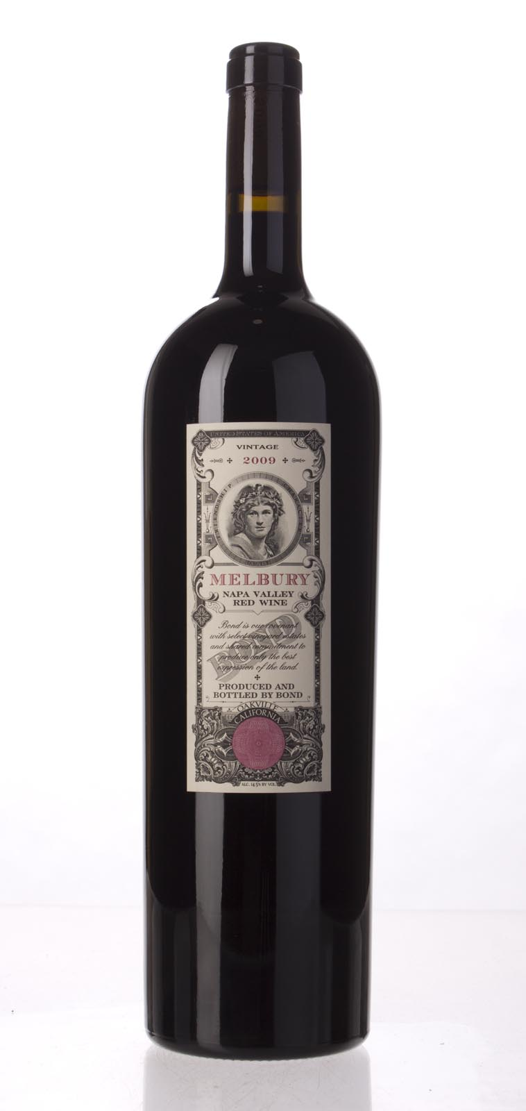 Bond Melbury 2009, 1.5L (WA94, ST94, WS93) from The BPW - Merchants of rare and fine wines.