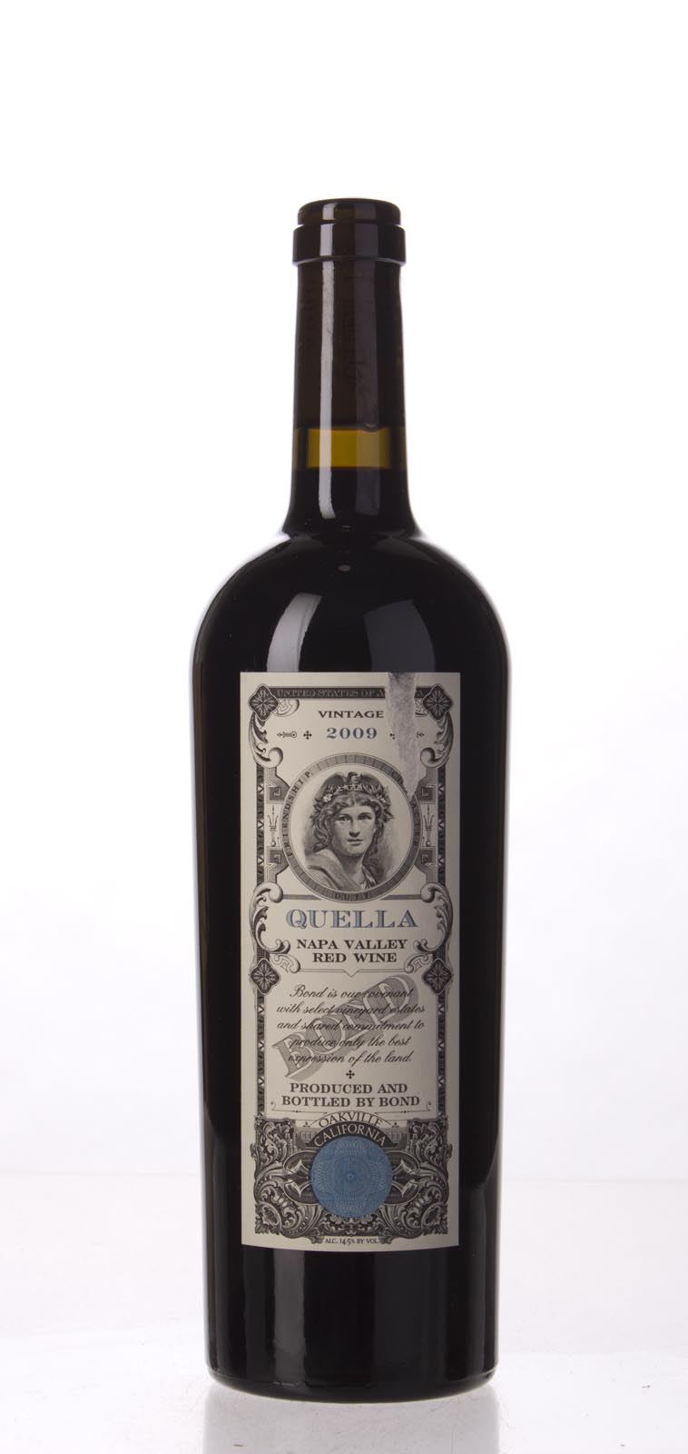 Bond Quella 2009, 750mL (WA96, ST94+, WS94) from The BPW - Merchants of rare and fine wines.