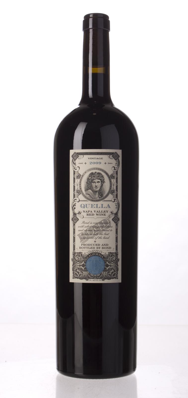 Bond Quella 2009, 1.5L (WA96, ST94+, WS94) from The BPW - Merchants of rare and fine wines.