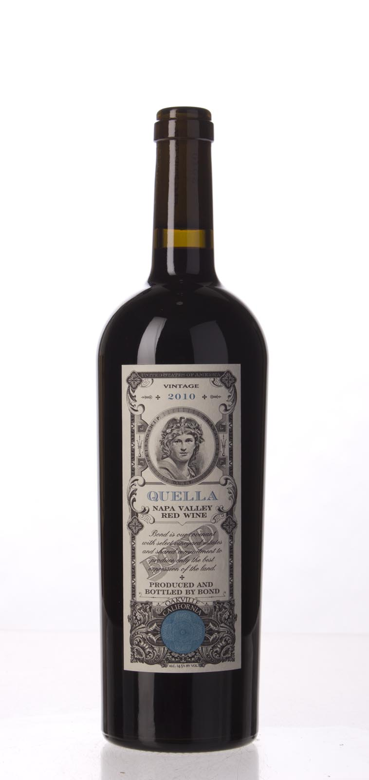 Bond Quella 2010, 750mL (AG96, WA98) from The BPW - Merchants of rare and fine wines.