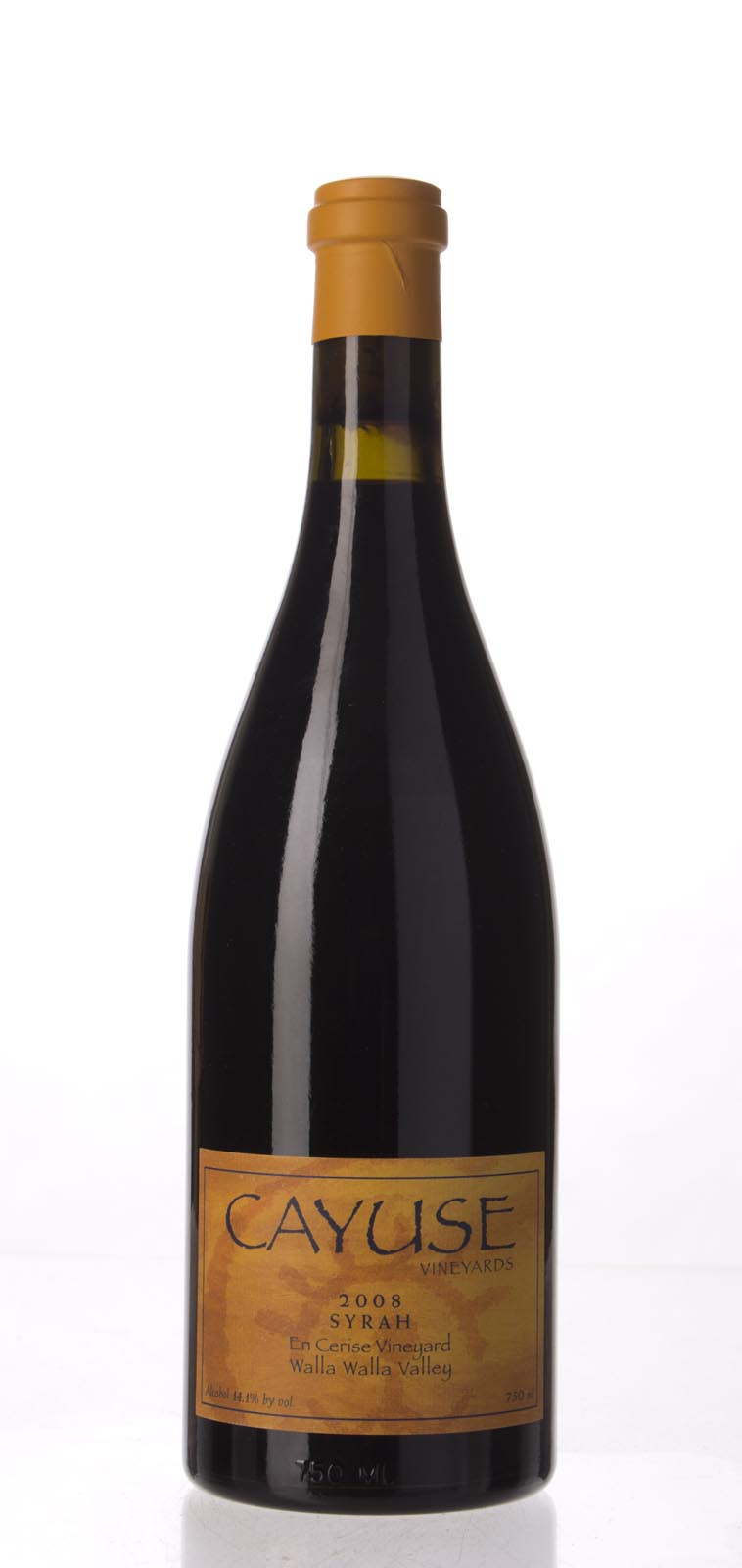 Cayuse Vineyards Syrah En Cerise Vineyard 2008, 750mL (WA99) from The BPW - Merchants of rare and fine wines.