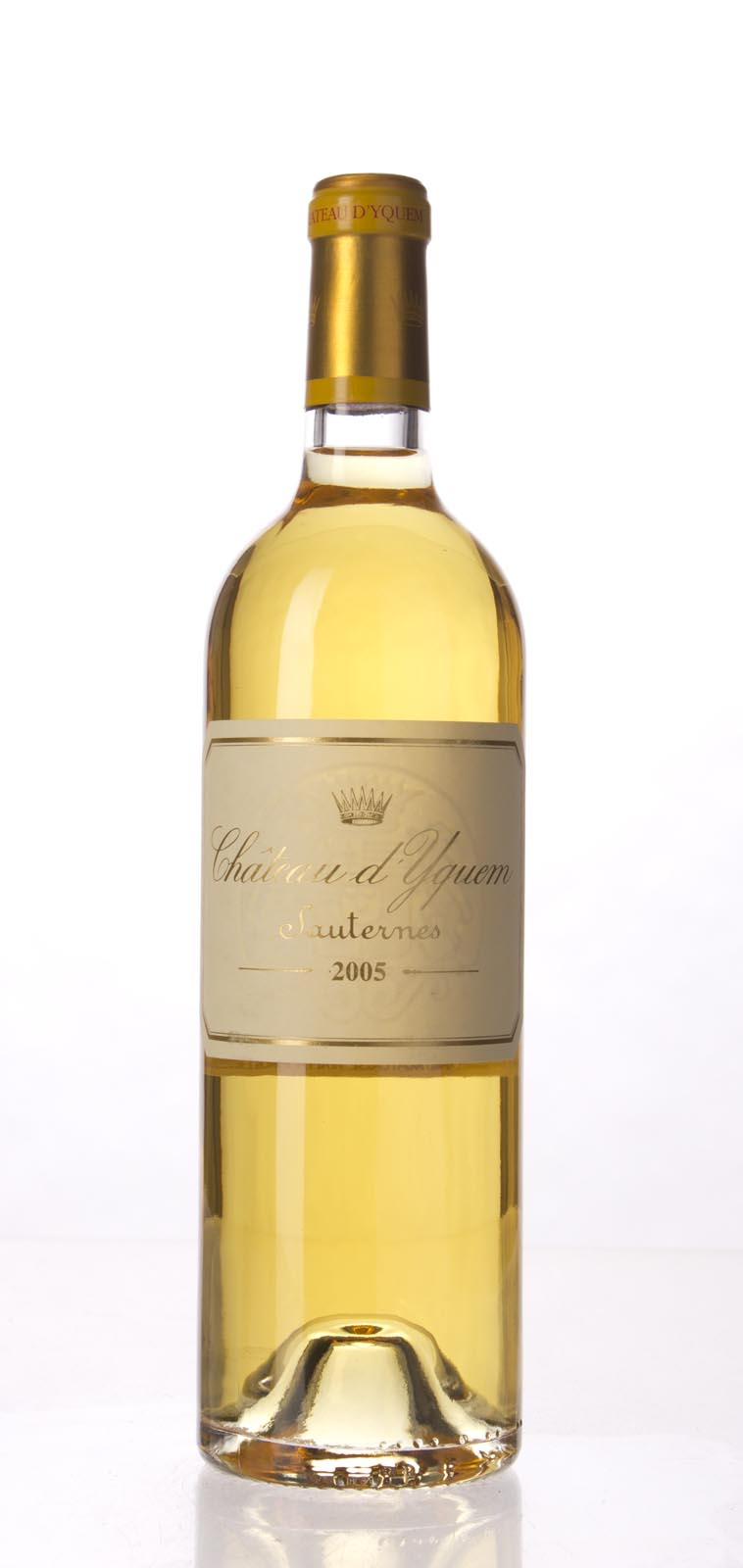 Chateau d`Yquem 2005, 750ml (WA95-98, WS95-100) from The BPW - Merchants of rare and fine wines.