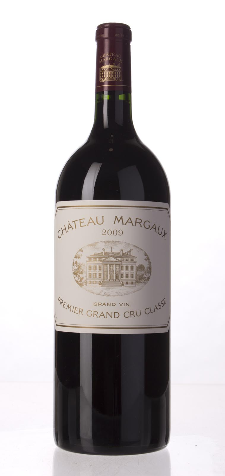 Chateau Margaux 2009, 1.5L (JS100, WA99, ST97-100) from The BPW - Merchants of rare and fine wines.