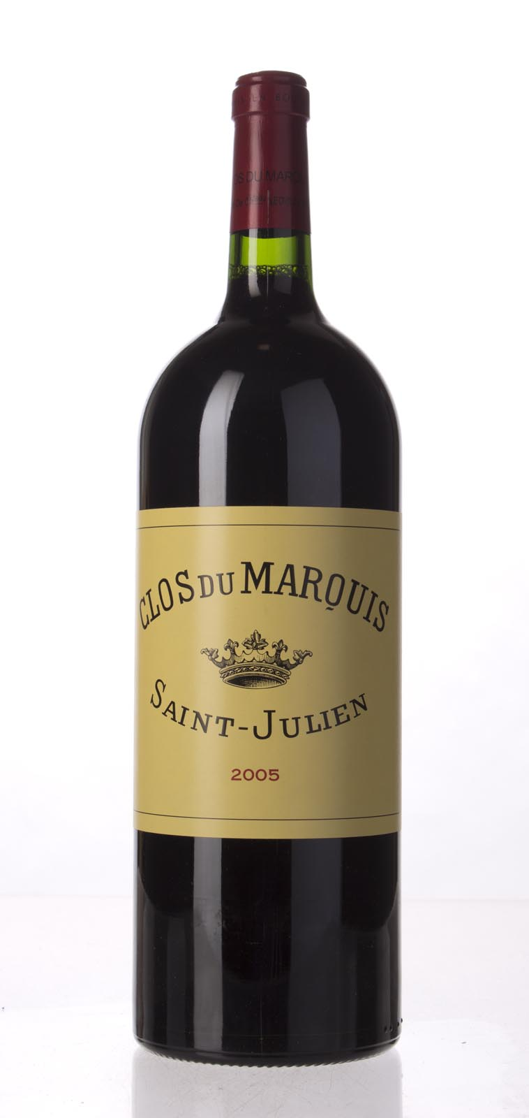 Clos du Marquis 2005, 1.5L (WS93) from The BPW - Merchants of rare and fine wines.
