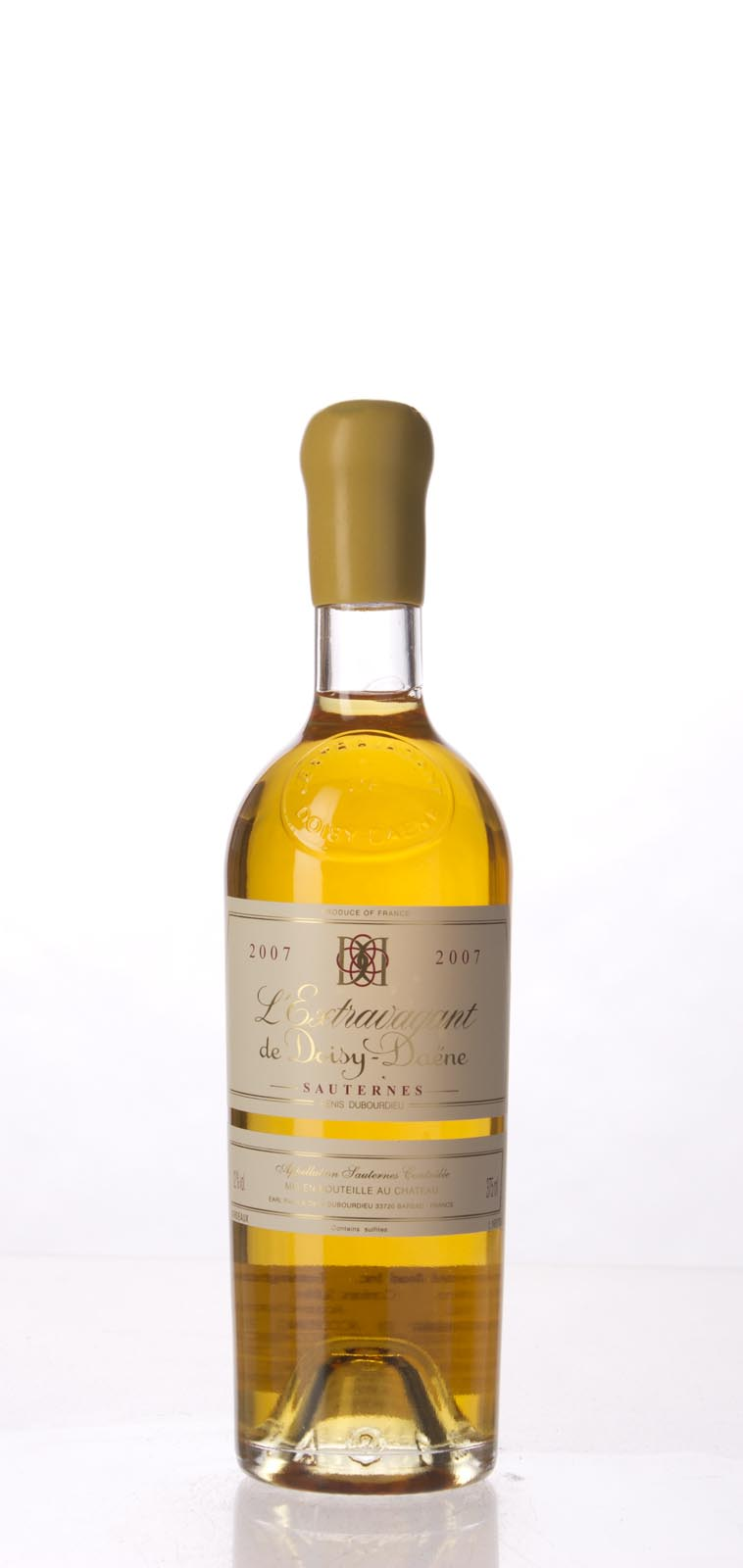 Doisy Daene L`Extravagant 2007, 375ml (WA98, ST97+) from The BPW - Merchants of rare and fine wines.