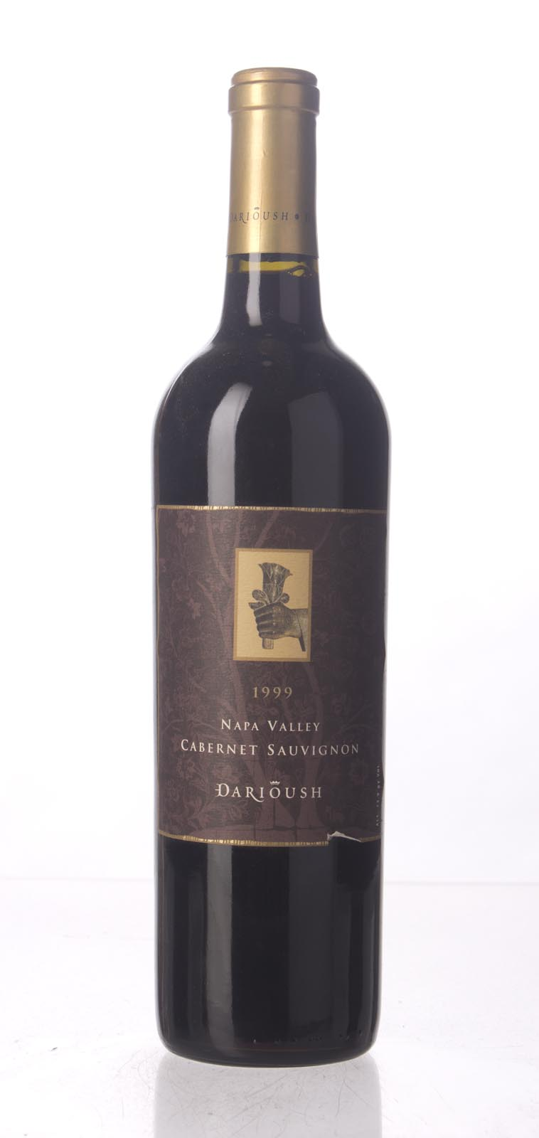 Darioush Cabernet Sauvignon Napa Valley Signature 1999, 750mL (WS94) from The BPW - Merchants of rare and fine wines.