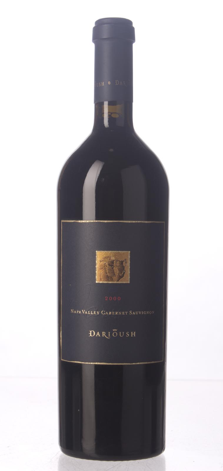Darioush Cabernet Sauvignon Napa Valley Signature 2000, 750mL () from The BPW - Merchants of rare and fine wines.