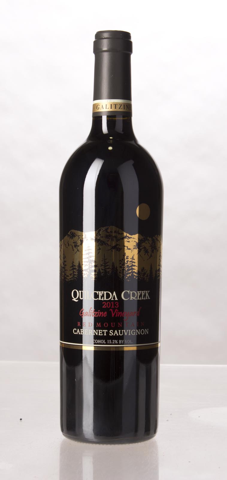 Quilceda Creek Cabernet Sauvignon Galitzine Vineyard 2013,  (WA98) from The BPW - Merchants of rare and fine wines.