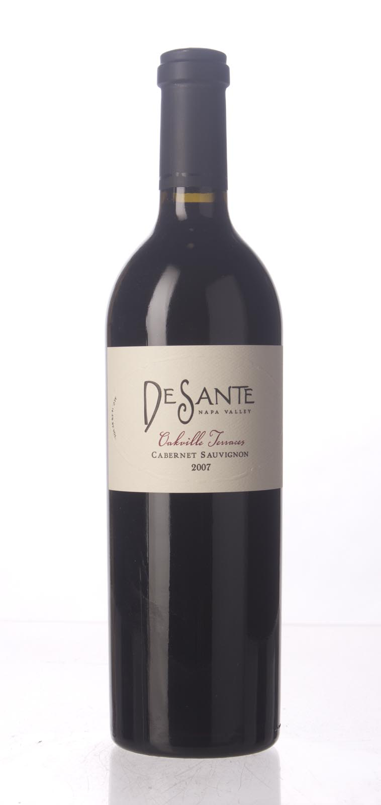 DeSante Cabernet Sauvignon Oakville Terraces 2007, 750mL () from The BPW - Merchants of rare and fine wines.