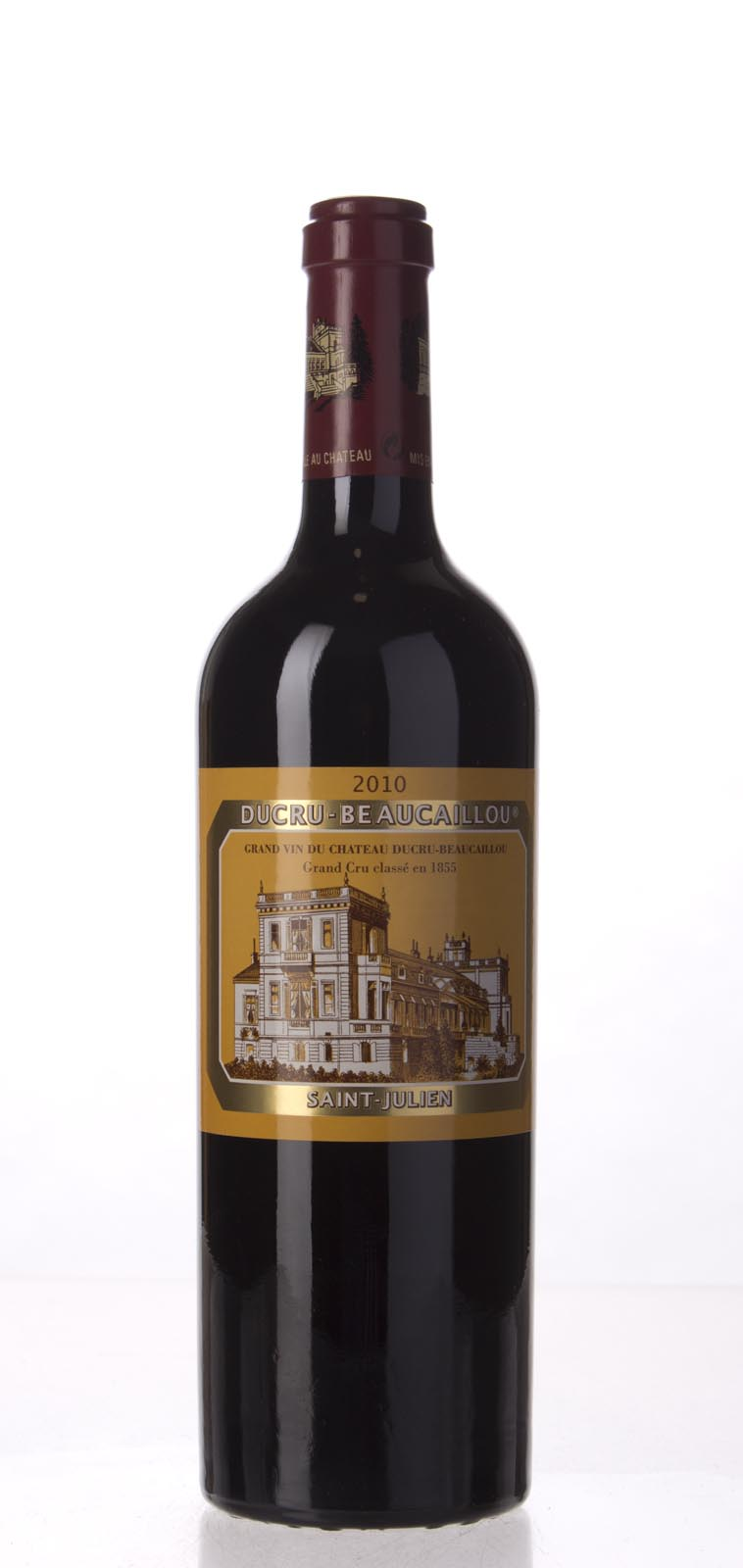 Ducru Beaucaillou 2010,  (JS100, WA98+, WS97) from The BPW - Merchants of rare and fine wines.