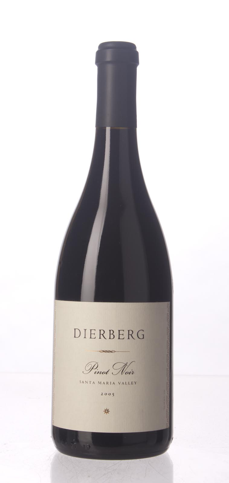 Dierberg Pinot Noir Estate Grown Santa Maria Valley 2005, 750mL (WS92) from The BPW - Merchants of rare and fine wines.
