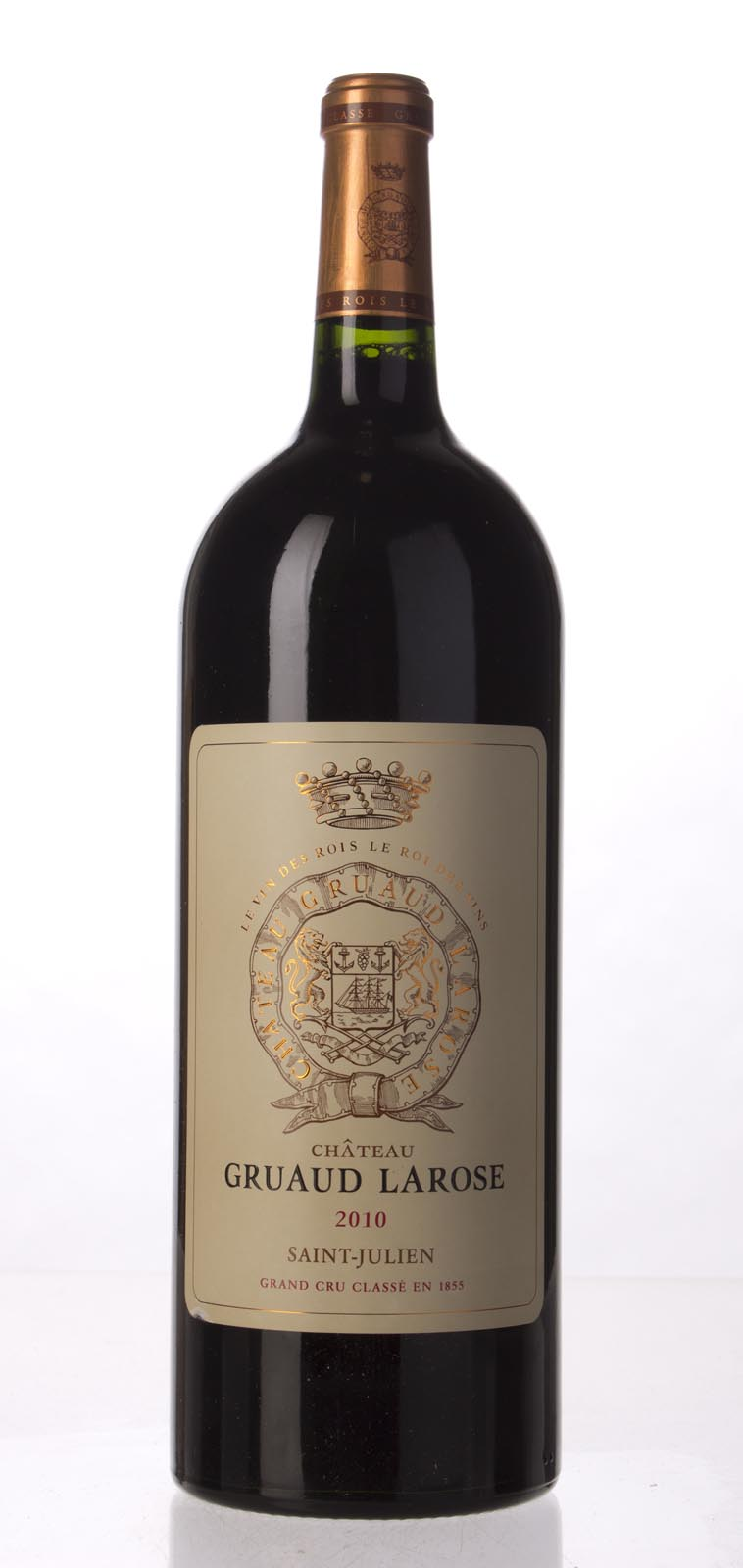 Gruaud Larose 2010, 1.5L (JS96) from The BPW - Merchants of rare and fine wines.