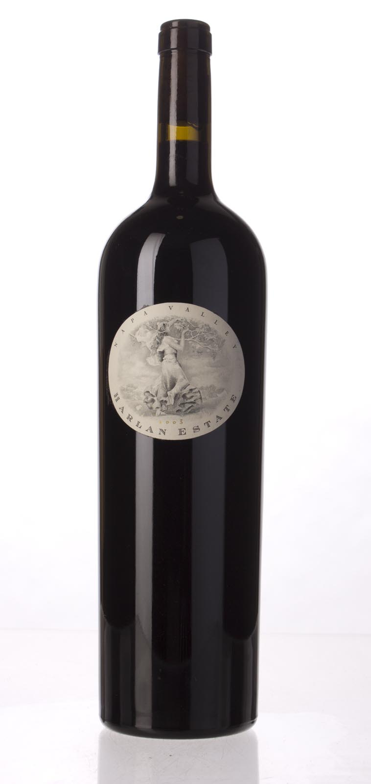 Harlan Estate Proprietary Red 2003, 1.5L (ST95) from The BPW - Merchants of rare and fine wines.