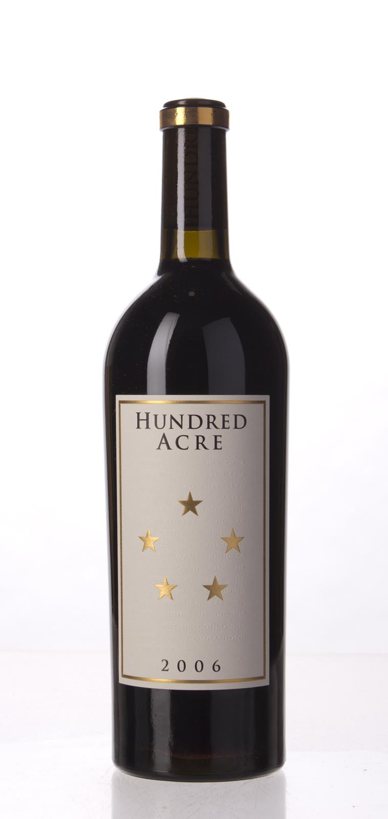 Hundred Acre Vineyard Cabernet Sauvignon Ark Vineyard 2006, 750mL (WA96, ST95) from The BPW - Merchants of rare and fine wines.