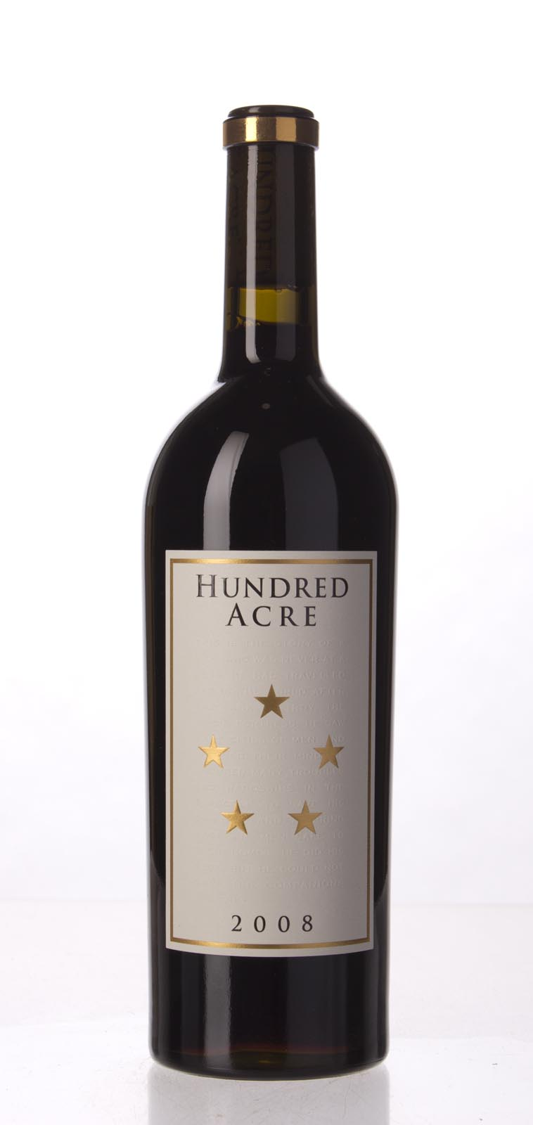 Hundred Acre Vineyard Cabernet Sauvignon Ark Vineyard 2008, 750mL (WA94, ST95, WS95) from The BPW - Merchants of rare and fine wines.