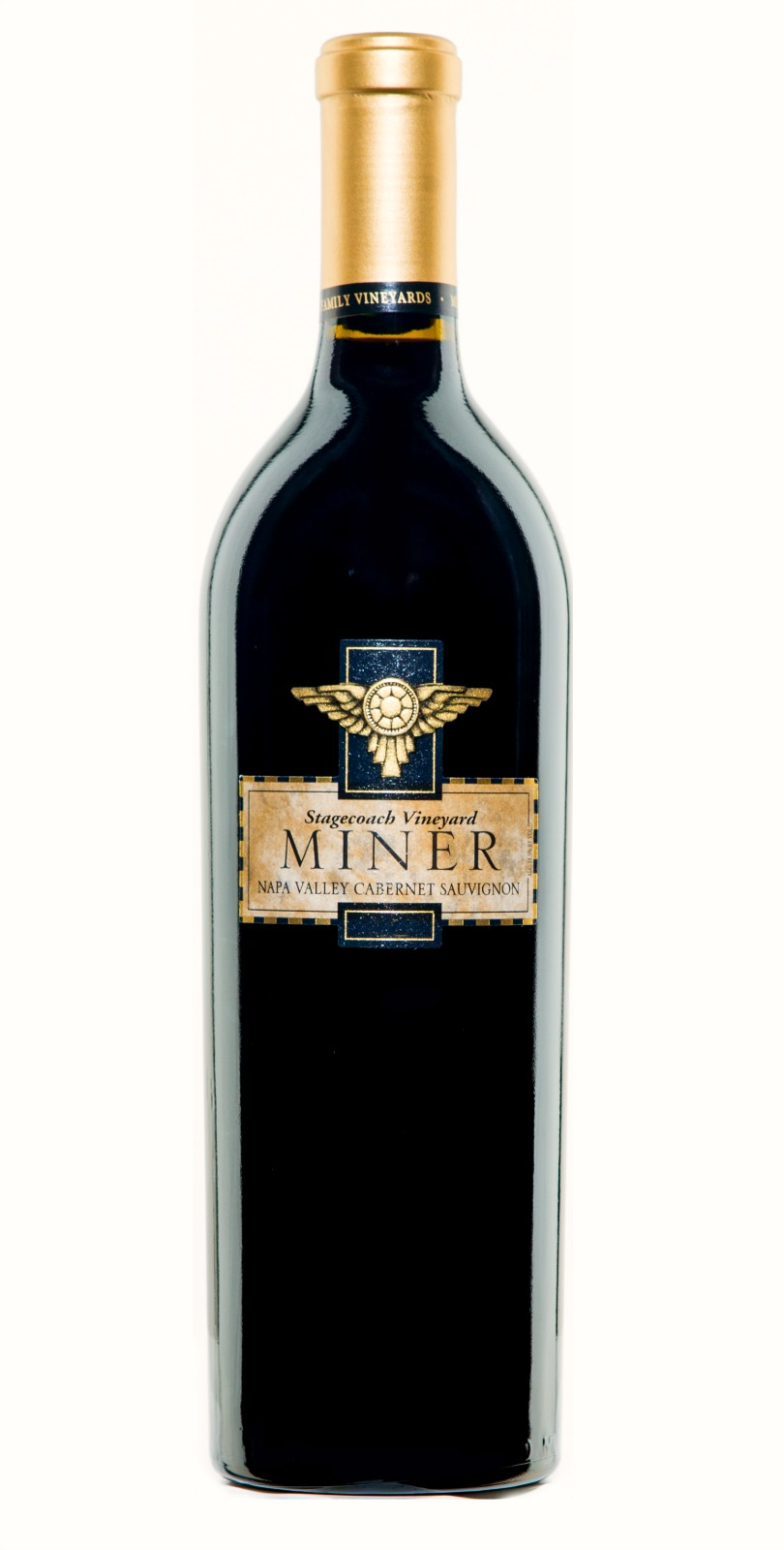 Miner Family Cabernet Sauvignon Stagecoach Vineyard 2013,  (JS95) from The BPW - Merchants of rare and fine wines.