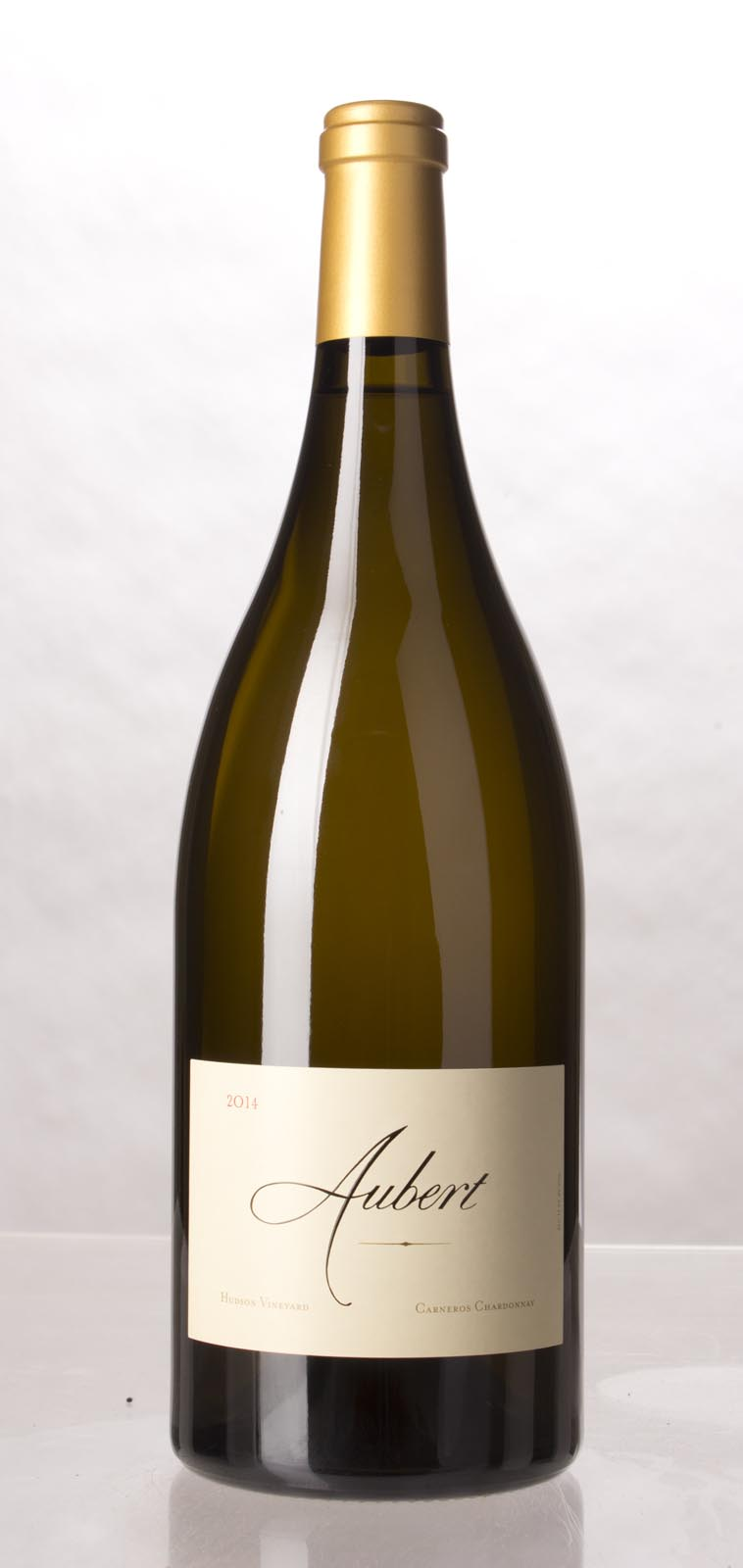 Aubert Chardonnay Hudson Vineyard 2014, 1.5L (WA95-97, VN96) from The BPW - Merchants of rare and fine wines.