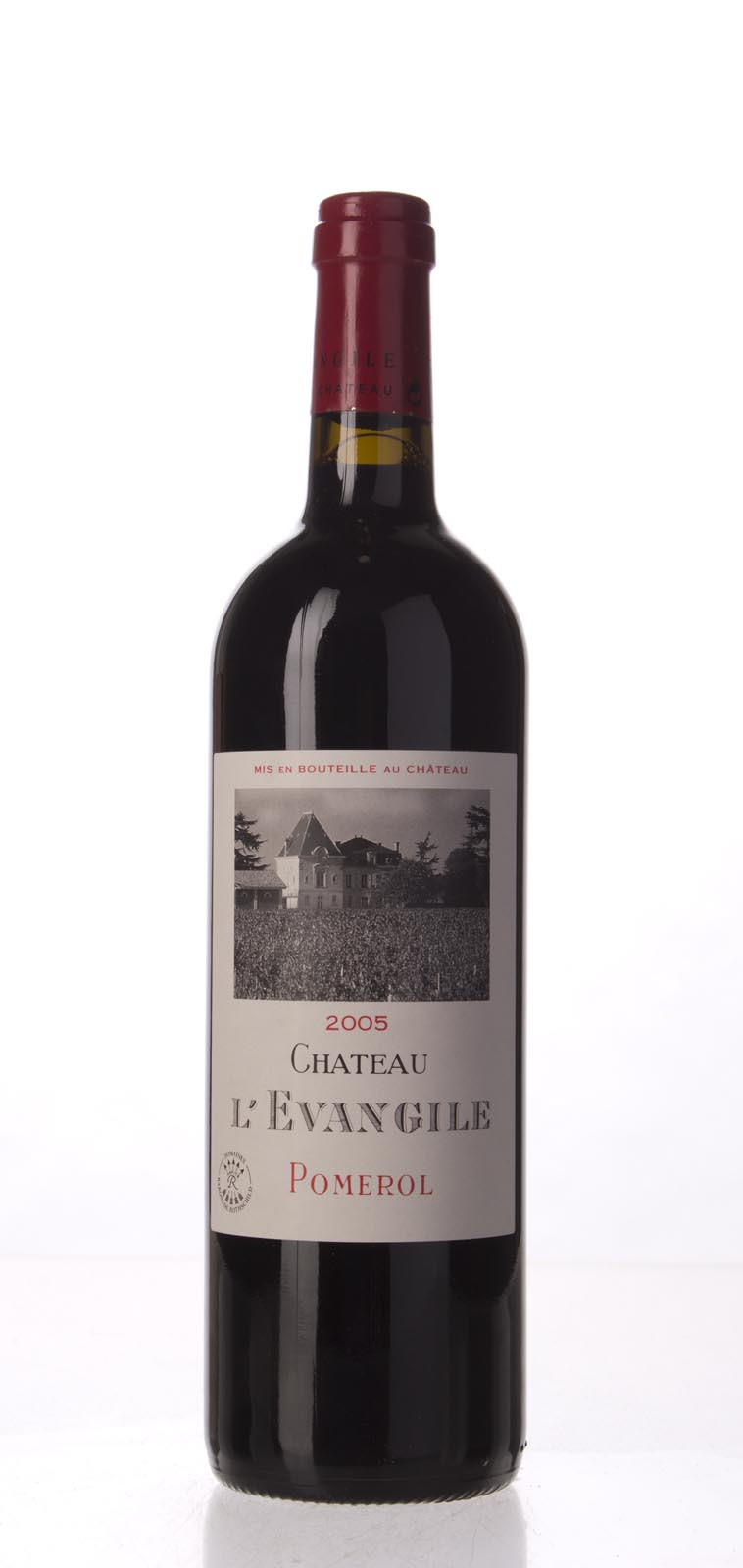 L`Evangile 2005, 750mL (WS100) from The BPW - Merchants of rare and fine wines.