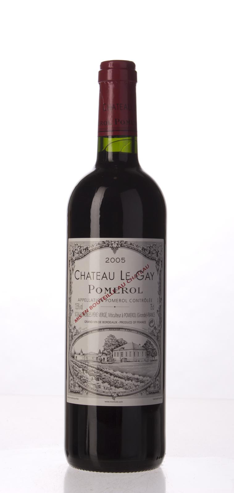 Le Gay 2005, 750mL (WA95+) from The BPW - Merchants of rare and fine wines.