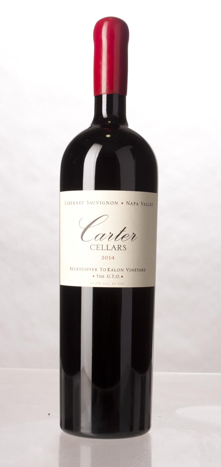 Carter Cabernet Sauvignon Beckstoffer To Kalon Vineyard The G.T.O. 2014, 1.5L () from The BPW - Merchants of rare and fine wines.
