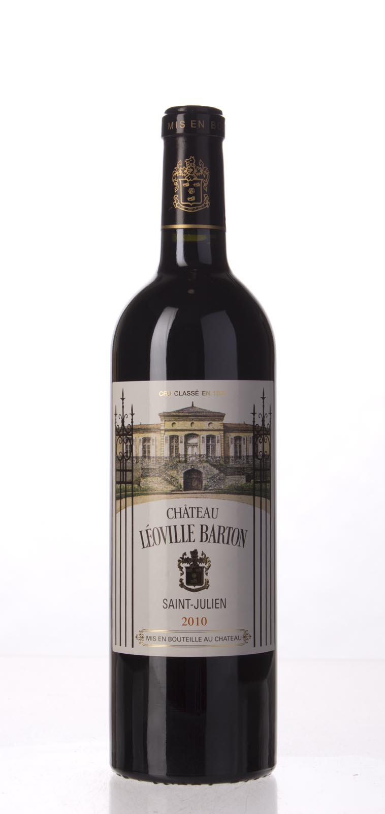 Leoville Barton 2010,  (JS97, WA96+, WS96) from The BPW - Merchants of rare and fine wines.