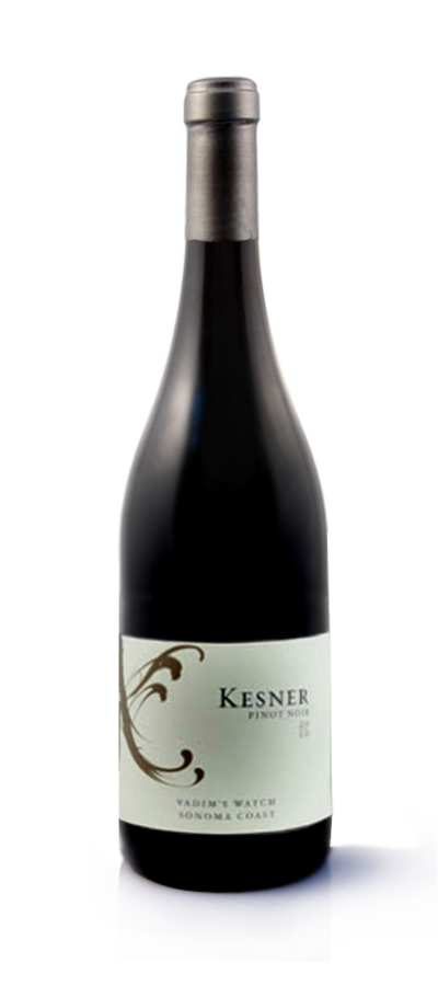 Kesner Wines Sonoma Coast Pinot Noir Vadim's Watch 2011, 750ml () from The BPW - Merchants of rare and fine wines.