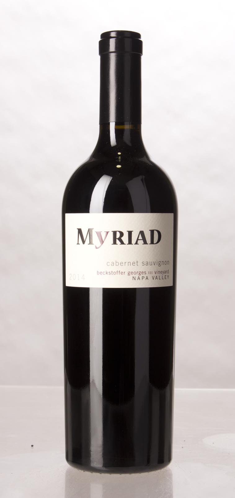Myriad Cellars Cabernet Sauvignon Georges III 2014, 750mL (WA94-96) from The BPW - Merchants of rare and fine wines.