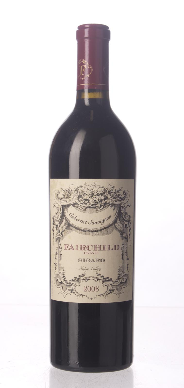 Fairchild Cabernet Sauvignon Sigaro Vineyard 2008, 750mL () from The BPW - Merchants of rare and fine wines.
