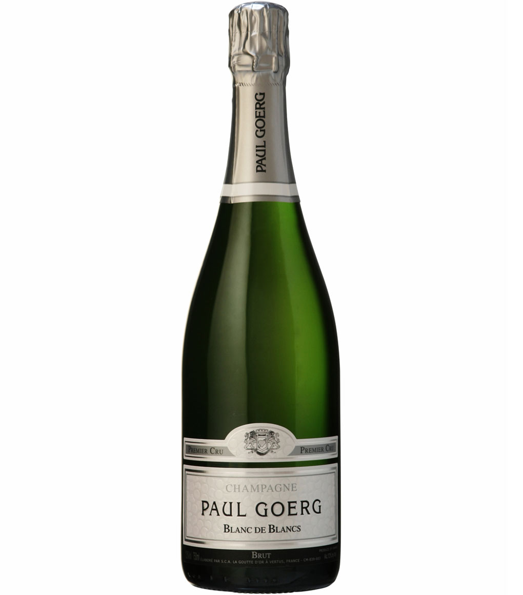 Paul Goerg Blanc de Blancs Premier Cru Brut N.V.,  () from The BPW - Merchants of rare and fine wines.