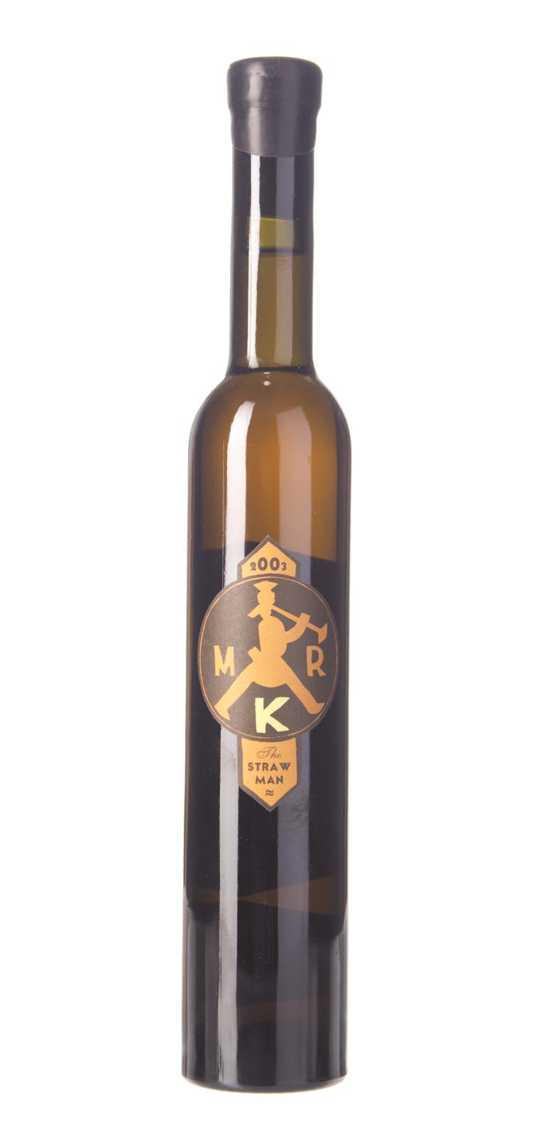 Mr. K The Strawman Vin de Paille 2003, 375ml (WA97) from The BPW - Merchants of rare and fine wines.
