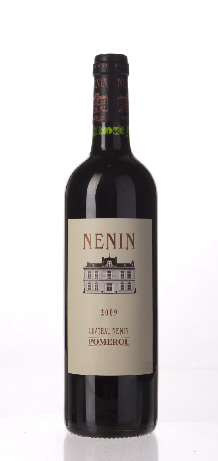 Nenin 2009,  (JS94, WS93) from The BPW - Merchants of rare and fine wines.