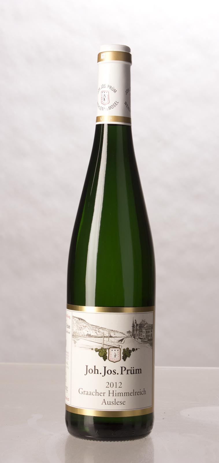JJ Prum Graacher Himmelreich Riesling Auslese 2012,  (ST92) from The BPW - Merchants of rare and fine wines.