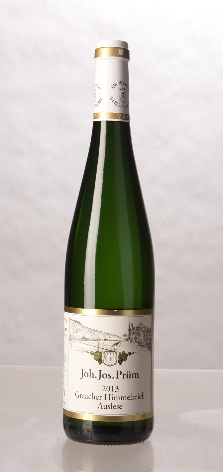 JJ Prum Graacher Himmelreich Riesling Auslese 2013,  (WS93) from The BPW - Merchants of rare and fine wines.