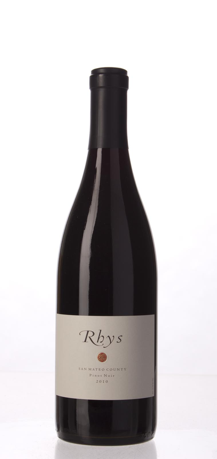 Rhys Vineyards Pinot Noir San Mateo County 2010, 750mL (BH90, ST91+, WS92) from The BPW - Merchants of rare and fine wines.